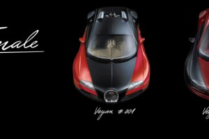 The World's Most Famous Bugatti Bows Out With the Veyron La Finale