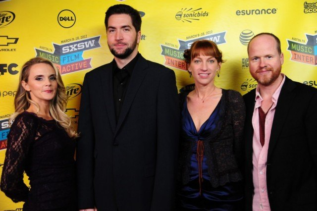 Joss Whedon and Drew Goddard