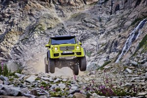 7 of the Best Trucks Designed to Live Off Road