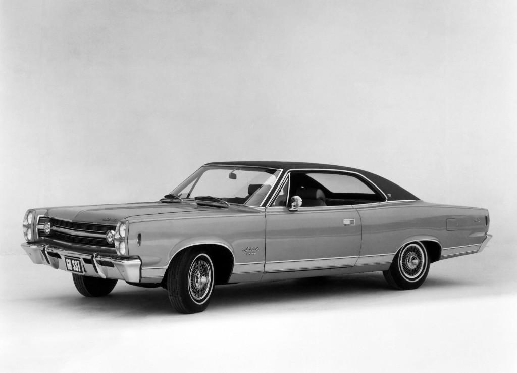 1968 AMC Ambassador SST
