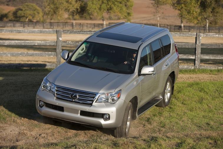 2010 Lexus LX 460
