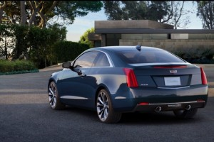 2017 Cadillac ATS to Drop Base Engine, Add Value