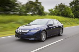 Can the Acura TLX Hold Its Own in the Midsize Luxury Segment?