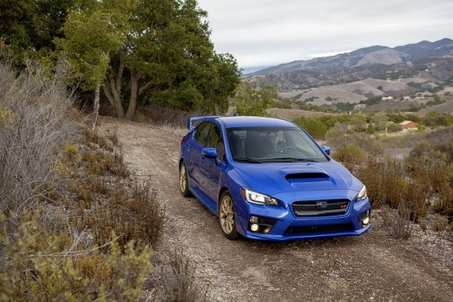 Subaru's 15 Fastest Cars of All Time