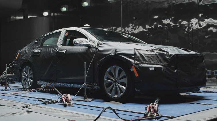 The all-new 2016 Chevrolet Malibu spent thousands of hours fine