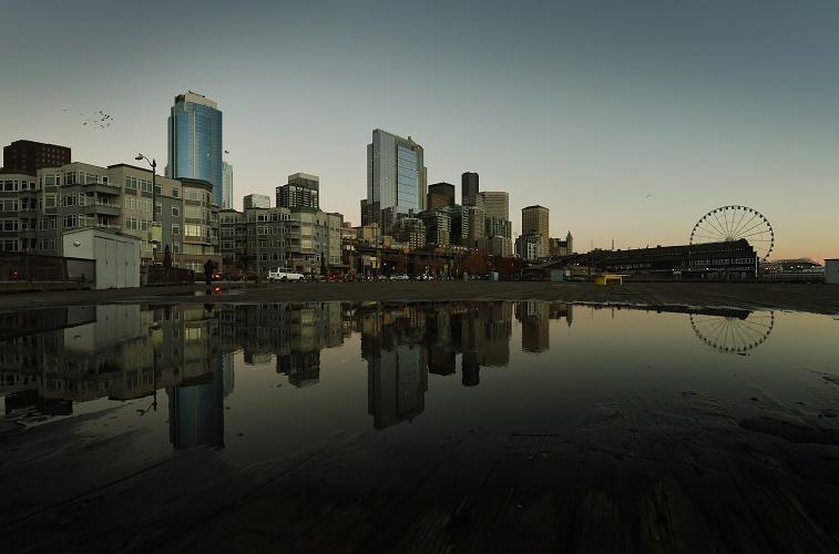 US-LIFESTYLE-CITY-SEATTLE-TOURISM