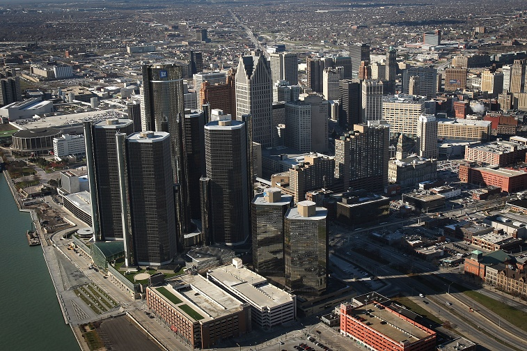 Detroit Area Economy Worsens As Big Three Automakers Face Dire Crisis