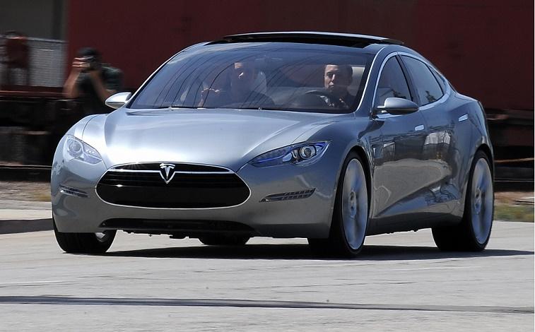 Tesla Motors Chairman and CEO Elon Musk