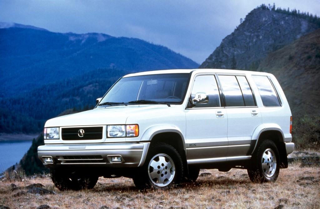 1996 Acura SLX