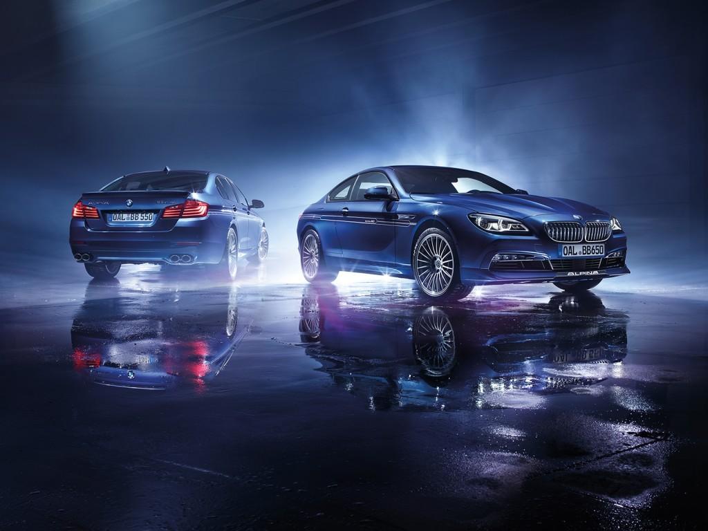 2015 BMW Alpina B5