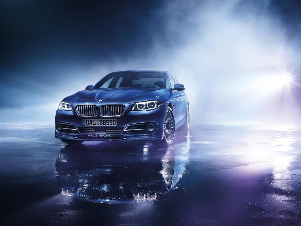 BMW Alpina B5 Edition 50