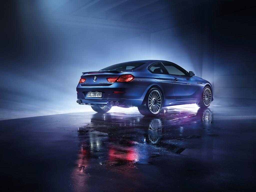 BMW Alpina B6 Edition 50