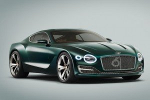 Bentley Surprises at Geneva With Gorgeous Sports Car Concept