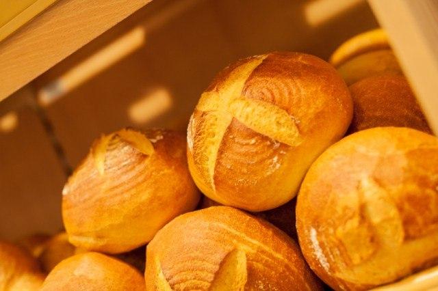Soda Bread, rolls