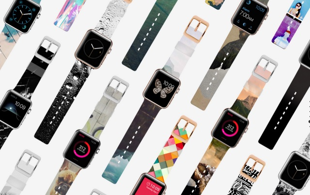 Casetify watch bands, Source: casetify.com