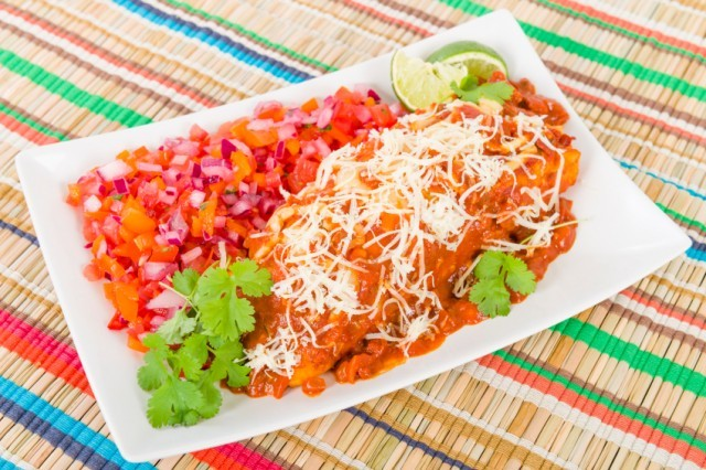 4 delicious semi homemade mexican dinner recipes forumfinder Images