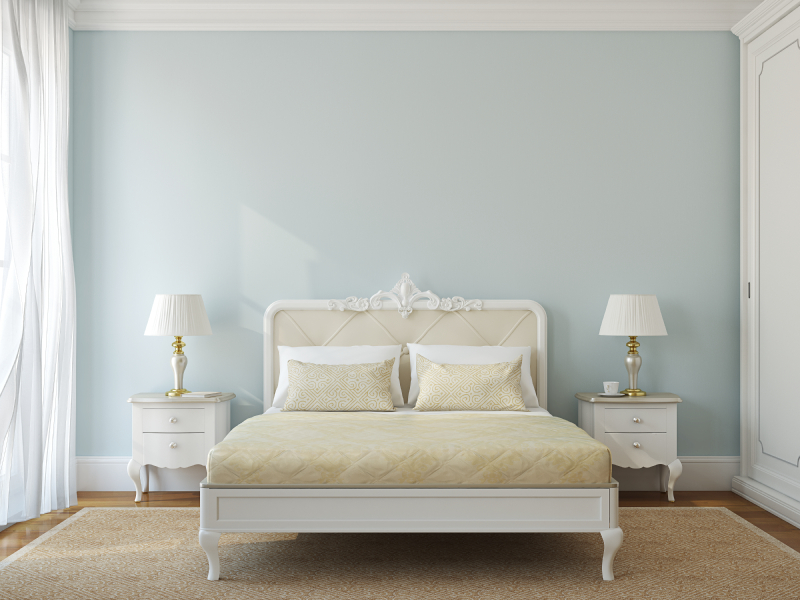 Painted Bedrooms. bedroom 6 Worst Colors You Should Never Paint Your Home  and What to Pick