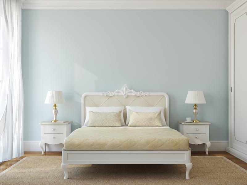 a bedroom