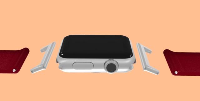 Click watch band adapter, Source: get-click.com