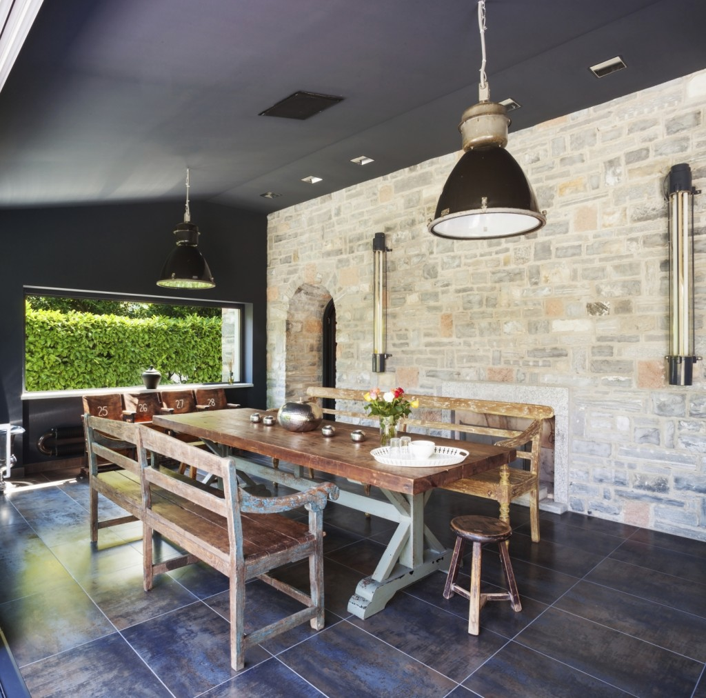 Create a dining space that makes you feel good