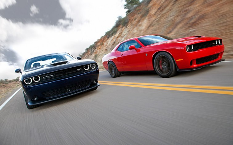 The Dodge Challenger Hellcat is considered to be one of the most powerful muscle cars today