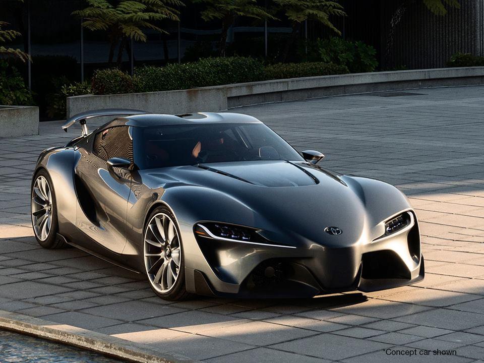 Toyota FT-1 Concept, Toyota Supra