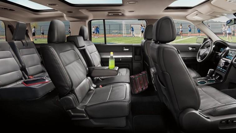 auto buys   row seating