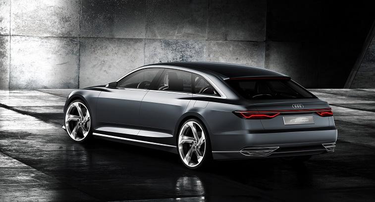 Audi prologue Avant   Source: Audi