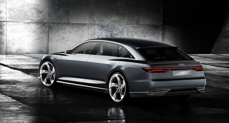 Audi prologue Avant | Source: Audi