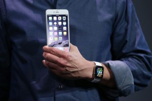 Will the iPhone 6 Plus Drive Apple's Watch Sales?