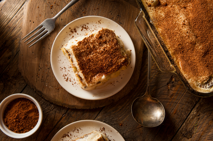 Dessert Recipes Taking Tiramisu to the Next Level