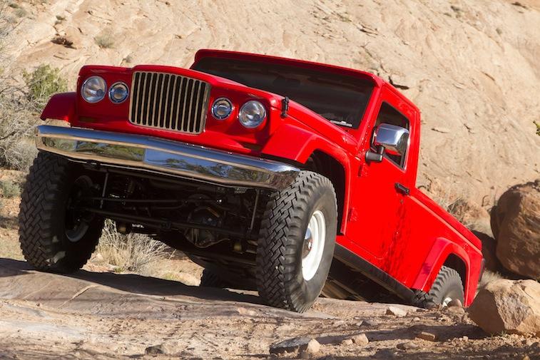 2012 Jeep J-12 Concept