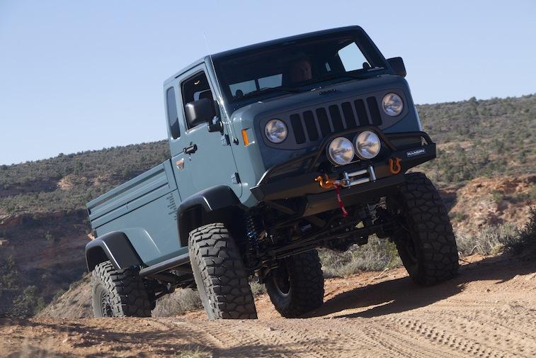 2012 Jeep FC Concept