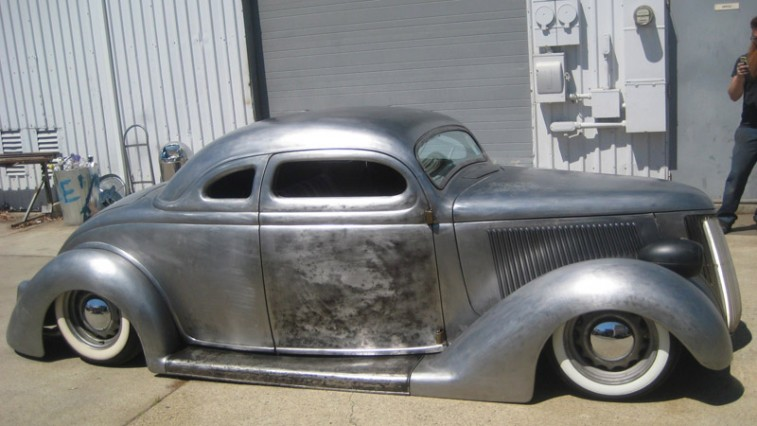 James Hetfield's 1936 Iron Fist Ford