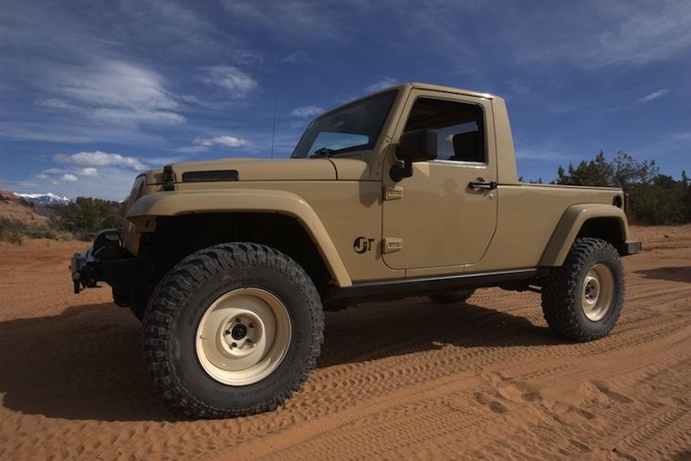 2009 Jeep Wrangler JT Concept