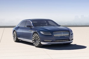There's a Battle Brewing Between Bentley and Lincoln Over the Continental