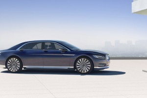 Meet the New Lincoln Continental: Your All-American Luxury Car