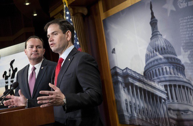 Marco Rubio, Source: Drew Angerer/Getty Images