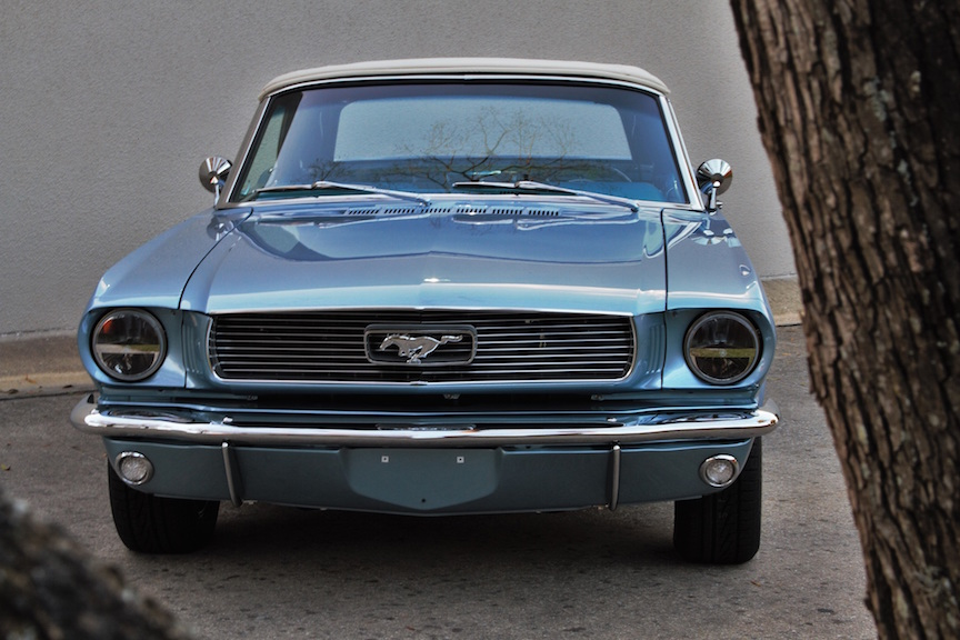 2015 Revology Mustang