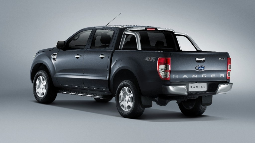 Meet The 2015 Ford Ranger You Wont Be Buying
