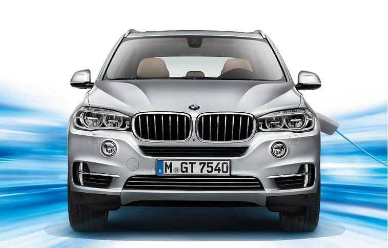 BMW X5 plug