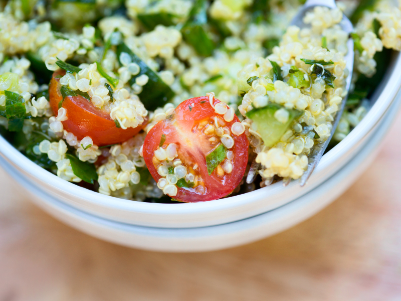 Healthy Fast Food Side Dishes