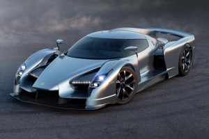 Channel Your Favorite Superhero in These Stunning Super Cars