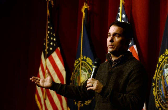 Scott Walker, Source: Darren McCollester/Getty News Images