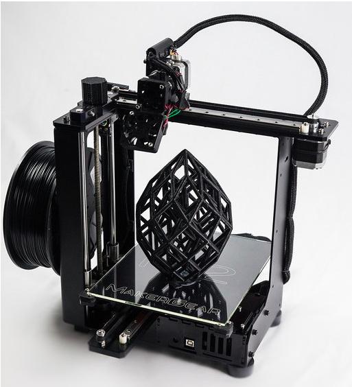 MakerGear M2 3D printer