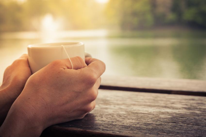 Tea, mug, drink