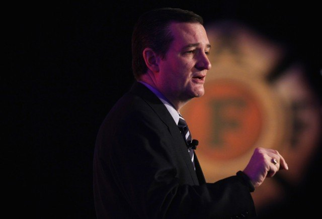 Ted Cruz, Source: Scott Olson/Getty Images
