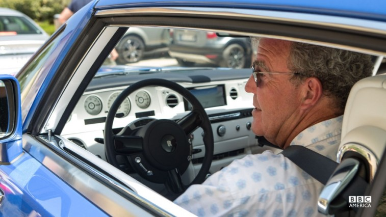 Top Gear Italy Clarkson