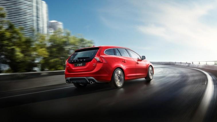 V60-R Wagon   Source: Volvo