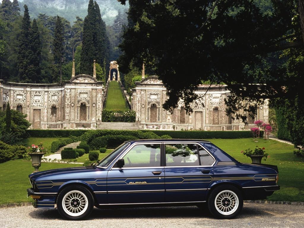 BMW Alpina E12